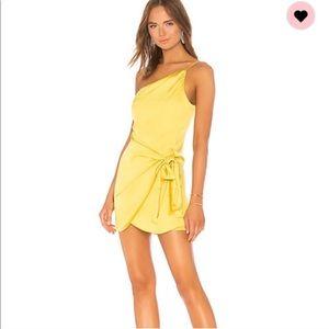 Lovers + Friends Dresses - Lovers + Friends One Shoulder Mini Dress